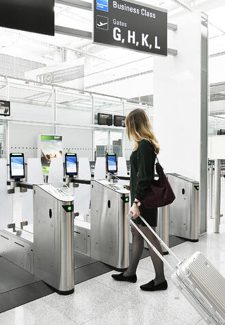 airport access control